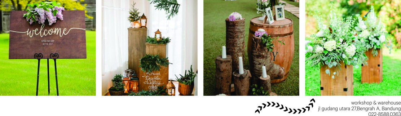 Sewa Rental Dekorasi Wedding Bandung